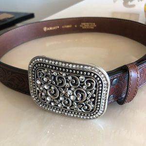 Ariat belt